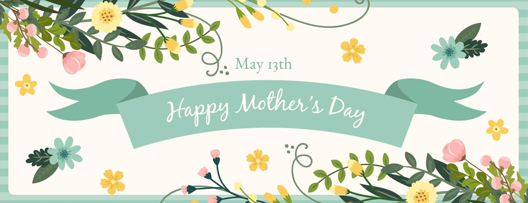 This Mother's Day: Come up with a plan!