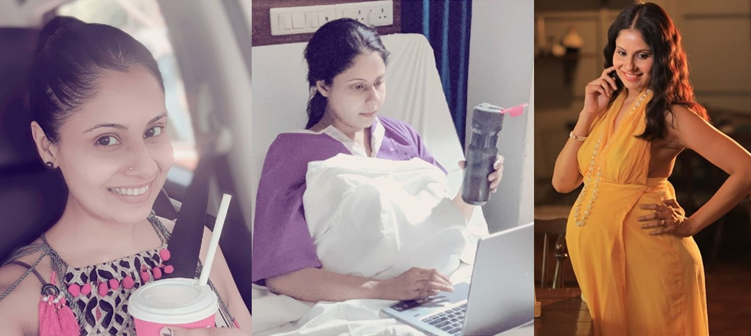 Chhavi Mittal's doctor went for C-section ignoring her Hypno-birth