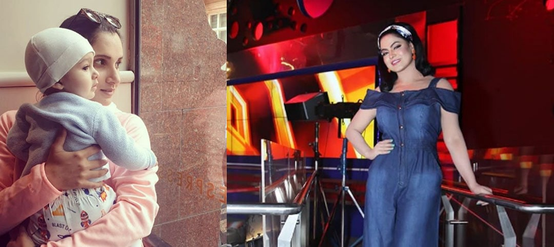 Veena Malik slams Sania Mirza for taking her son to a Sheesha bar: Here's her reply
