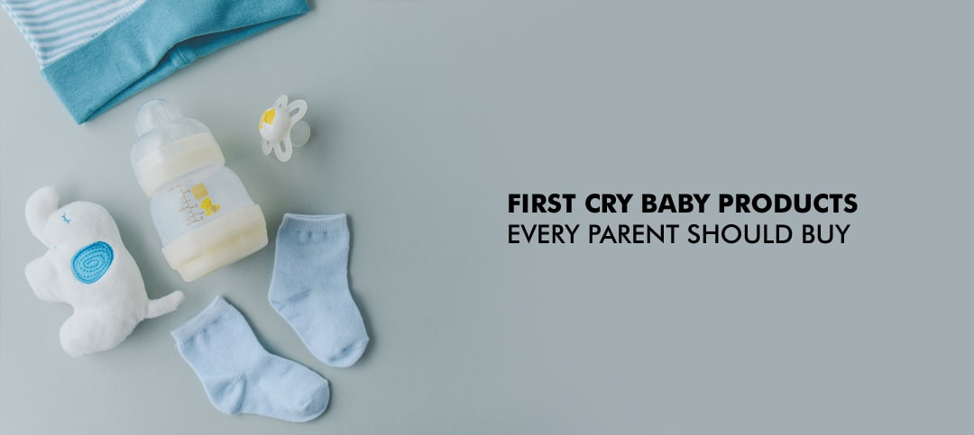 Firstcry baby products that every parent should buy