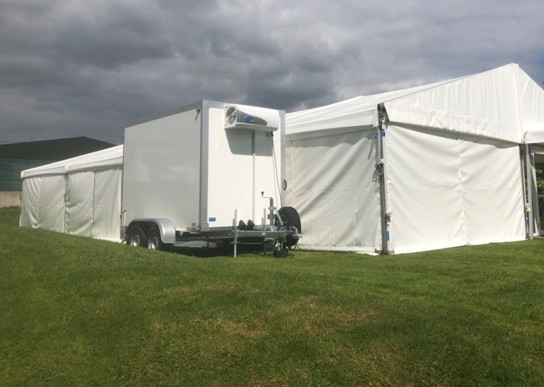 Refrigerated-Trailer-Next-to-Marquee-North-West