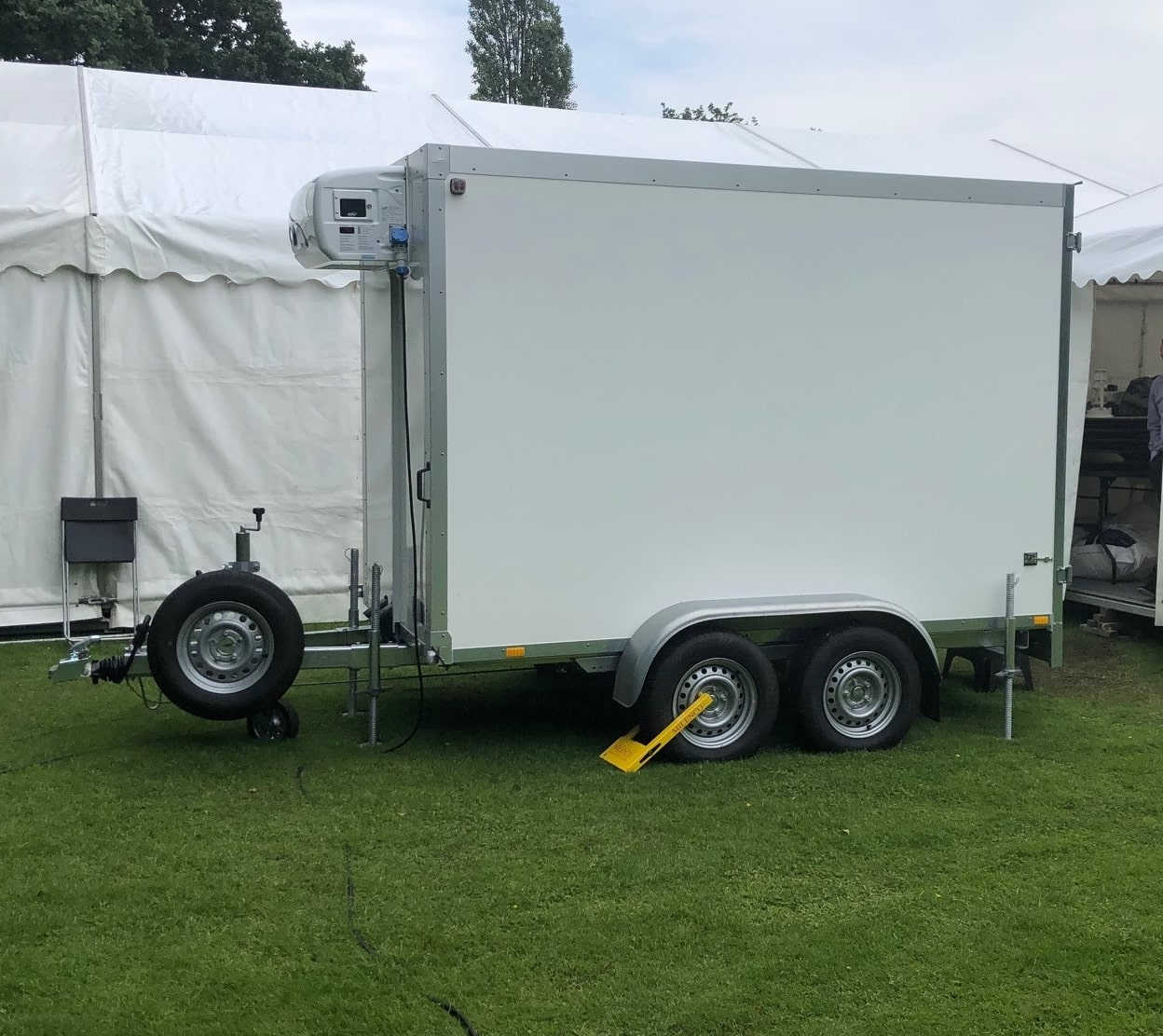 Refrigerated Trailer for Hire