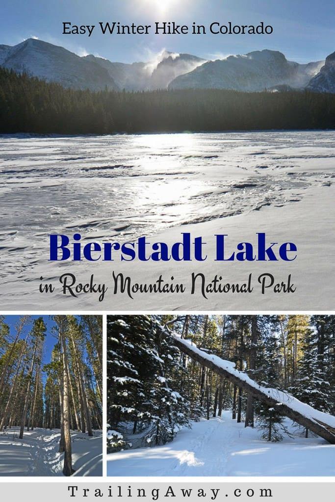 Easy Winter Hike: Bierstadt Lake, Rocky Mountain National Park