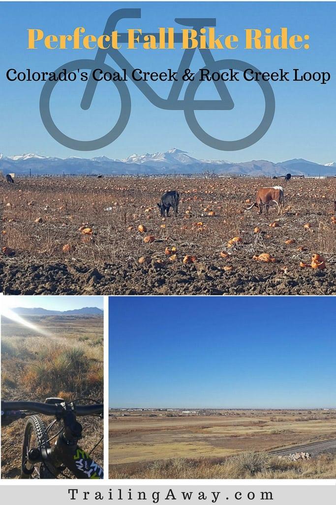 Fall Bike Ride: Coal Creek Trail & Rock Creek Loop