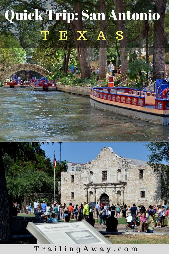 Exploring the San Antonio River Walk