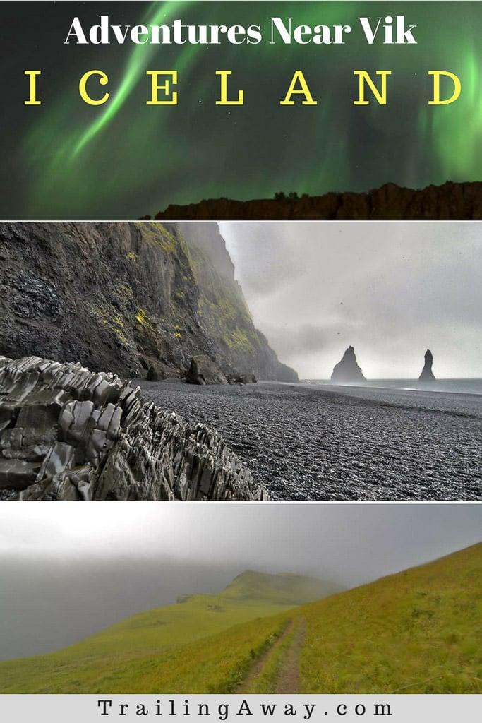 South Iceland Black Sand Beaches Near Vik & Epic Hjörleifshöfði Hike