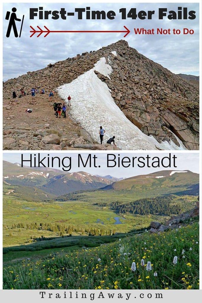 5 First-Time 14er Fails - Hiking Mt. Bierstadt