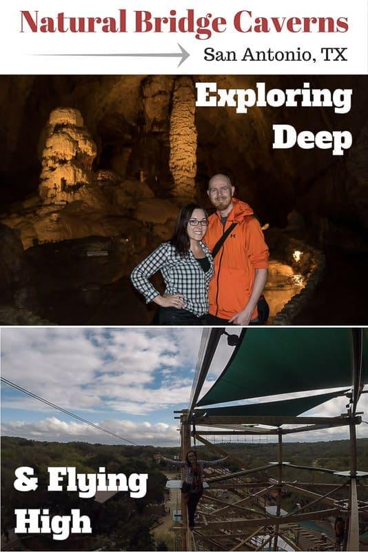 Fun Day Exploring Natural Bridge Caverns in Texas