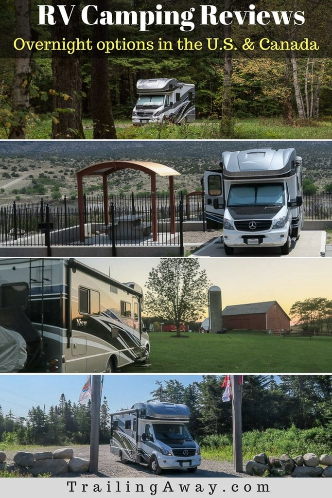 Our RV Camping Reviews