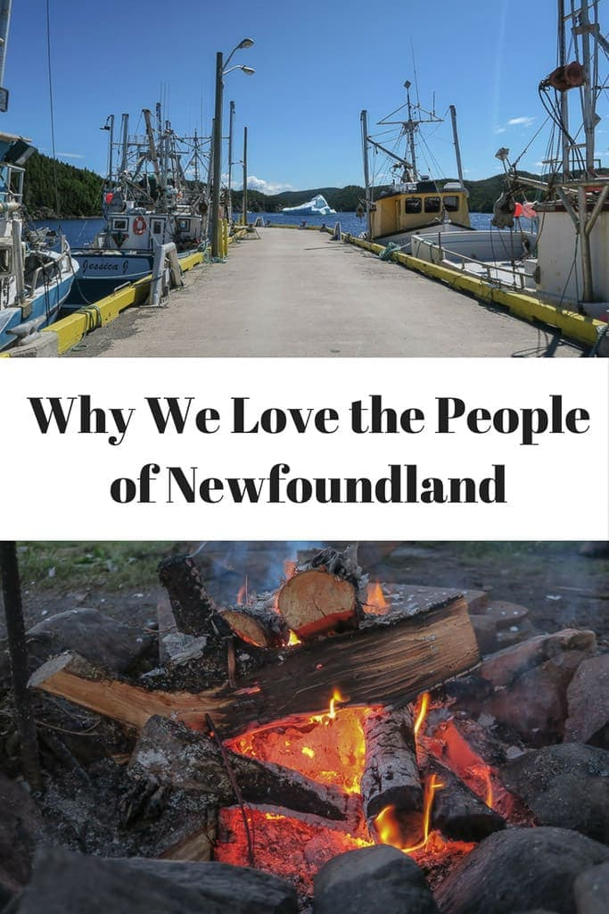 Sing-Alongs & Hand-Drawn Maps: The Lovely People of Newfoundland