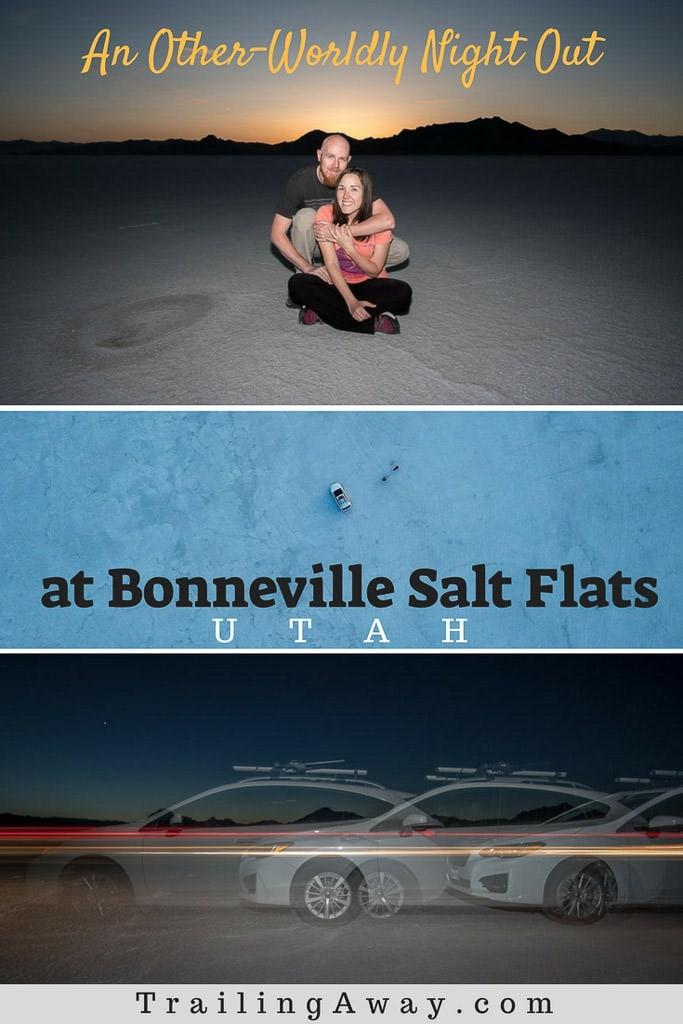 A Fun Night at Bonneville Salt Flats