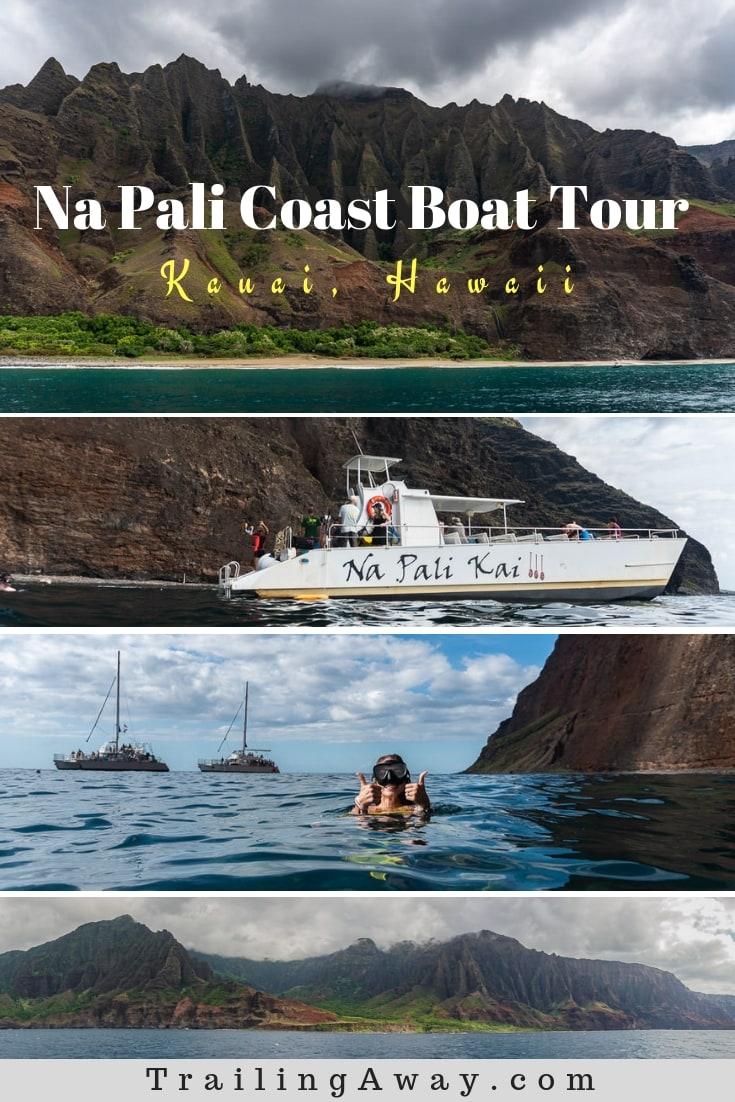 Our Best Day on Kauai: Na Pali Coast Boat Tour with Makana Charters