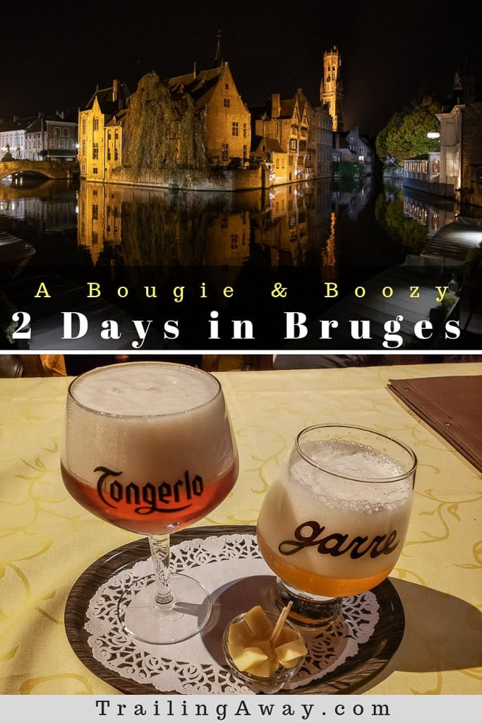 Perfect Weekend in Bruges - Eating, Drinking & Relaxing