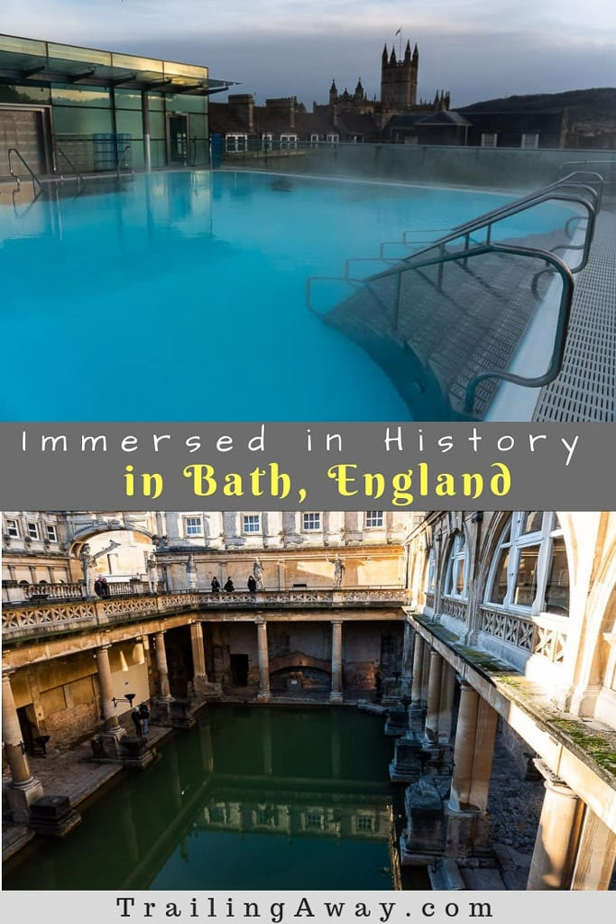 Immersed in History in Bath - England\'s Famous Spa Town