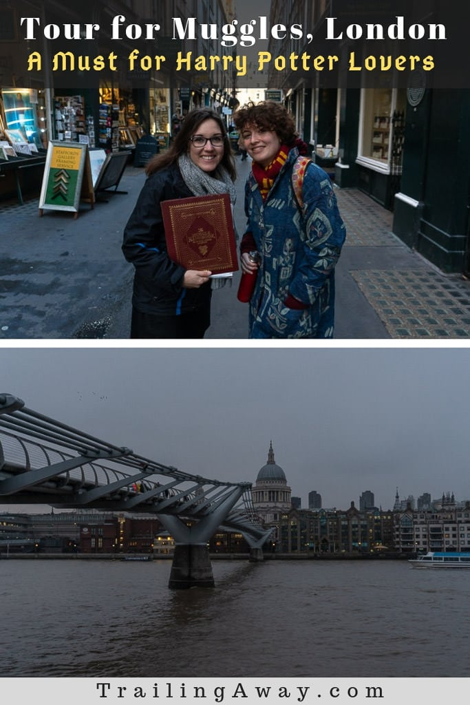 Tour for Muggles in London - A Must for Harry Potter Lovers