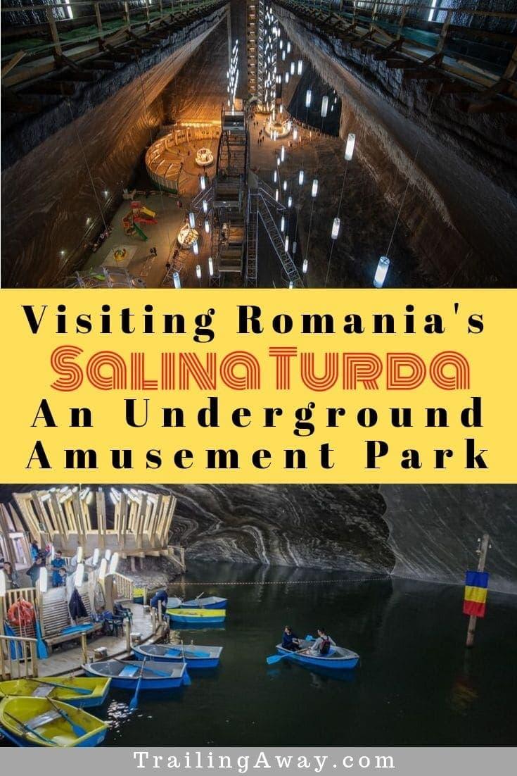 Visiting Salina Turda: Romania's Underground Amusement Park in a Salt Mine