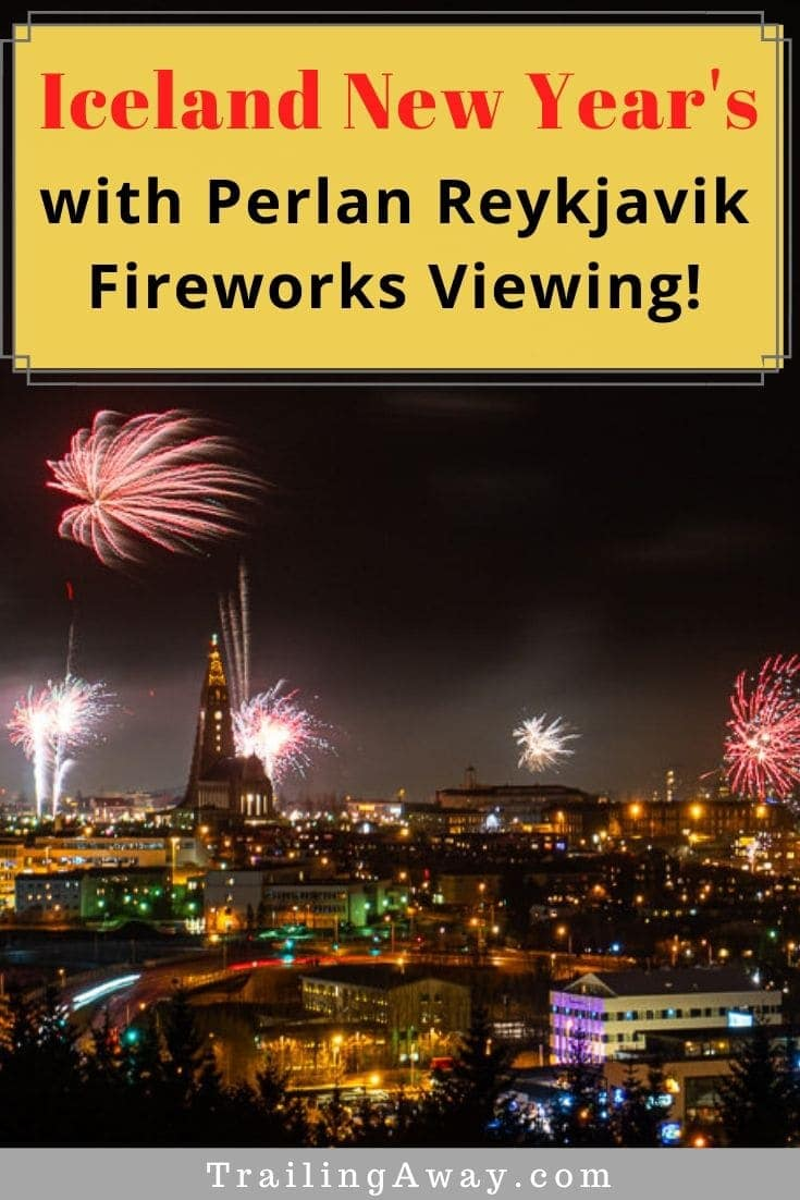 Iceland New Year\'s Eve with Outstanding Perlan Reykjavik Fireworks Viewing!