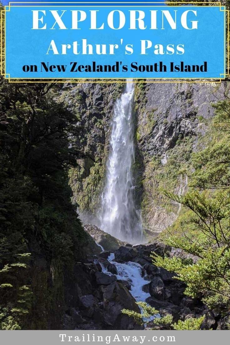 Arthur\'s Pass & Devils Punchbowl Waterfall