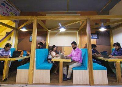 Flexible-Desks