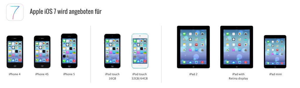 iphone 4 na ios 7