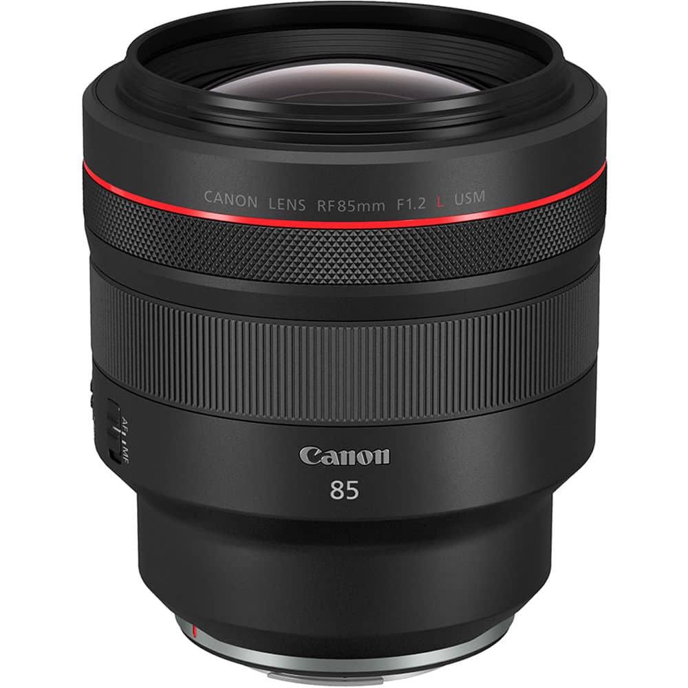 Canon RF 85mm f/1.2L USM objectif Macro pour Canon R5