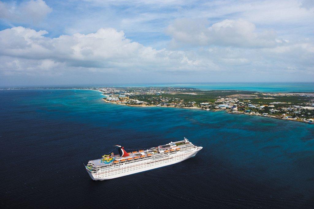Carnival Inspiration, Grand Cayman