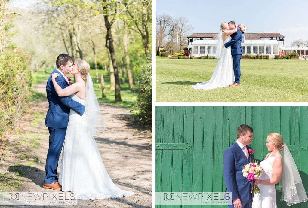 Last weekend we had the best time photographing Ciara & Chris' wedding at the London Shenley Club. We've photographed at this venuemany times and it never fails to disappoint. The staff are wonderful and super helpful, the grounds are great for group shots and sunset photos and the wall gardens just up the road is the perfect location to get some intimate couple shots away from all your guests :)
