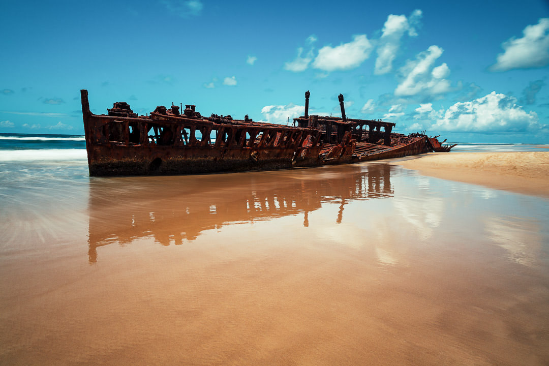 Fraser Island by Armin Muratovic
