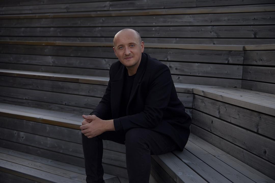Armin Muratovic in Kopenhagen
