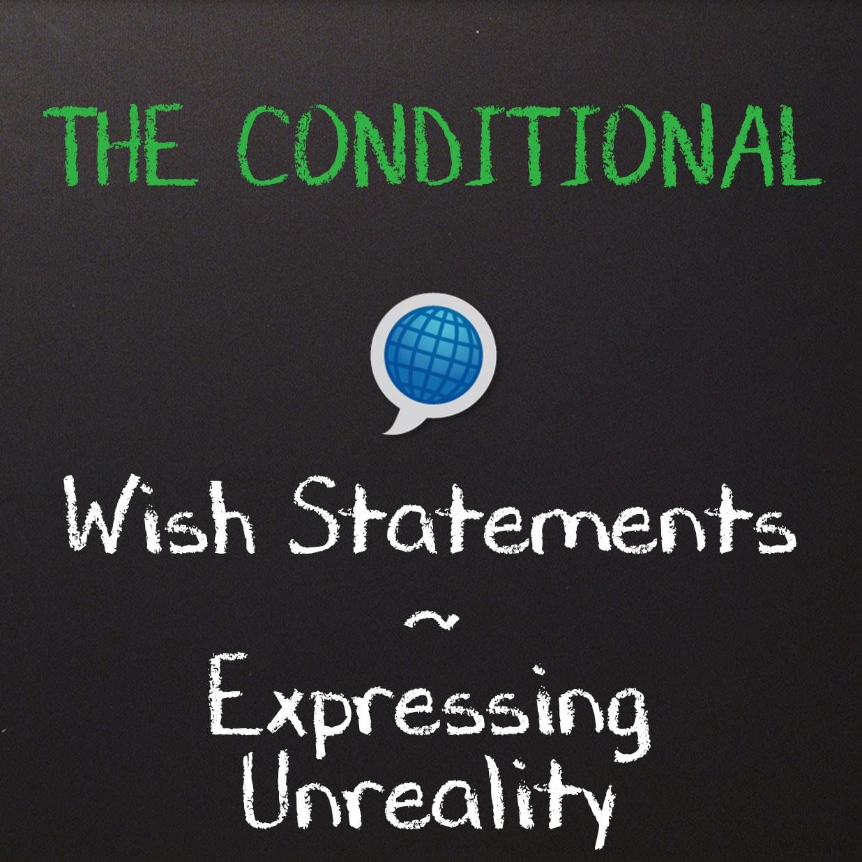 Wish Statements in English