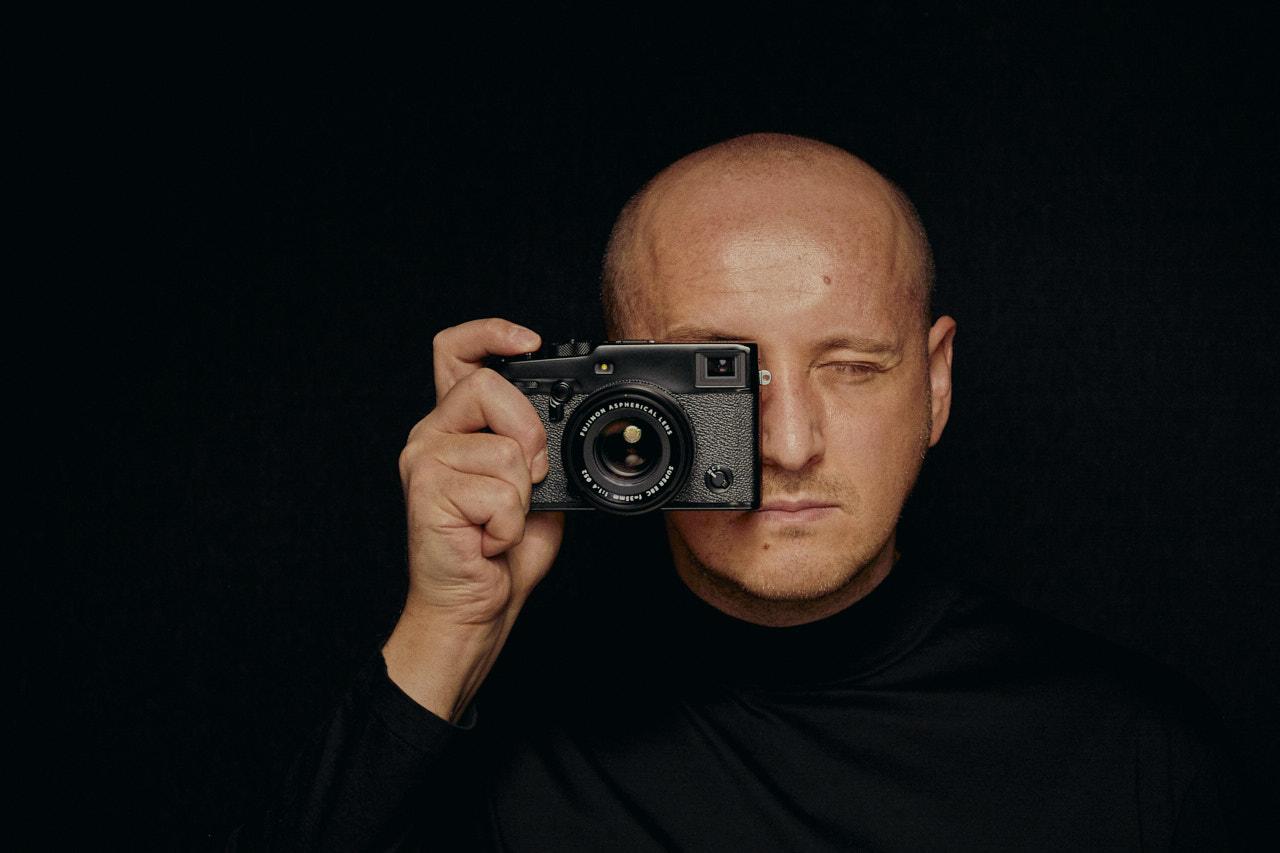 Fujifilm X-Pro3 XF 35 1.4 Armin Muratovic