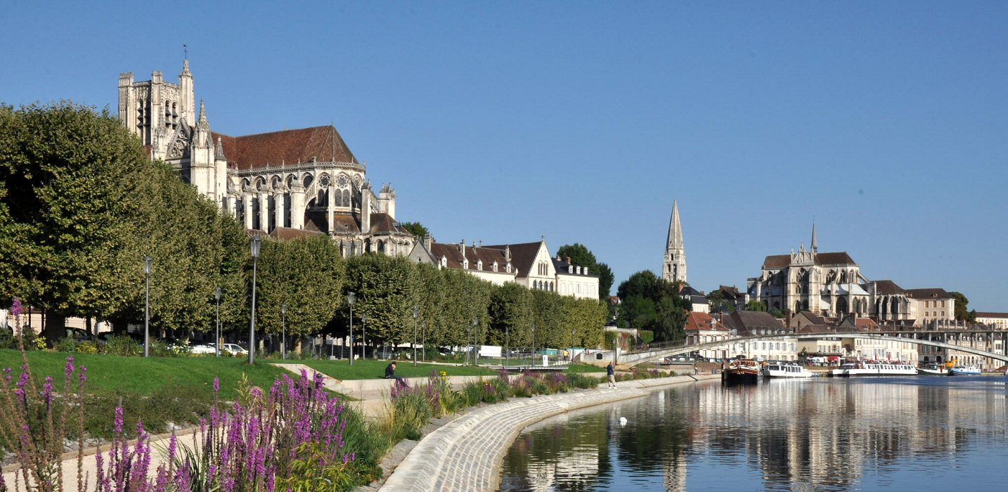 Auxerre - mesure objective de l'exposition aux ondes par Demain Conseils
