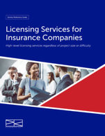 Download > Licensing Services for Insurance Companies