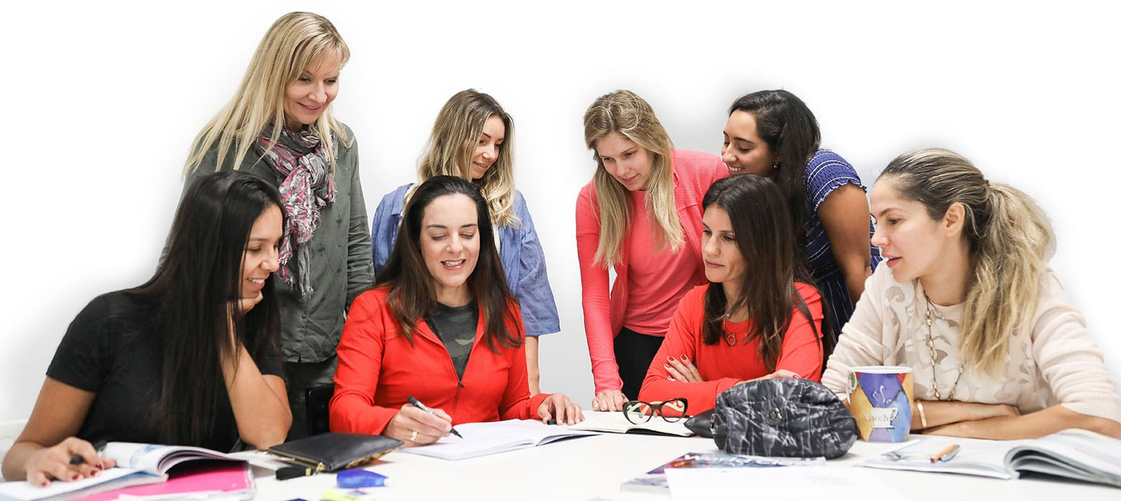 Students - Intensive English Course