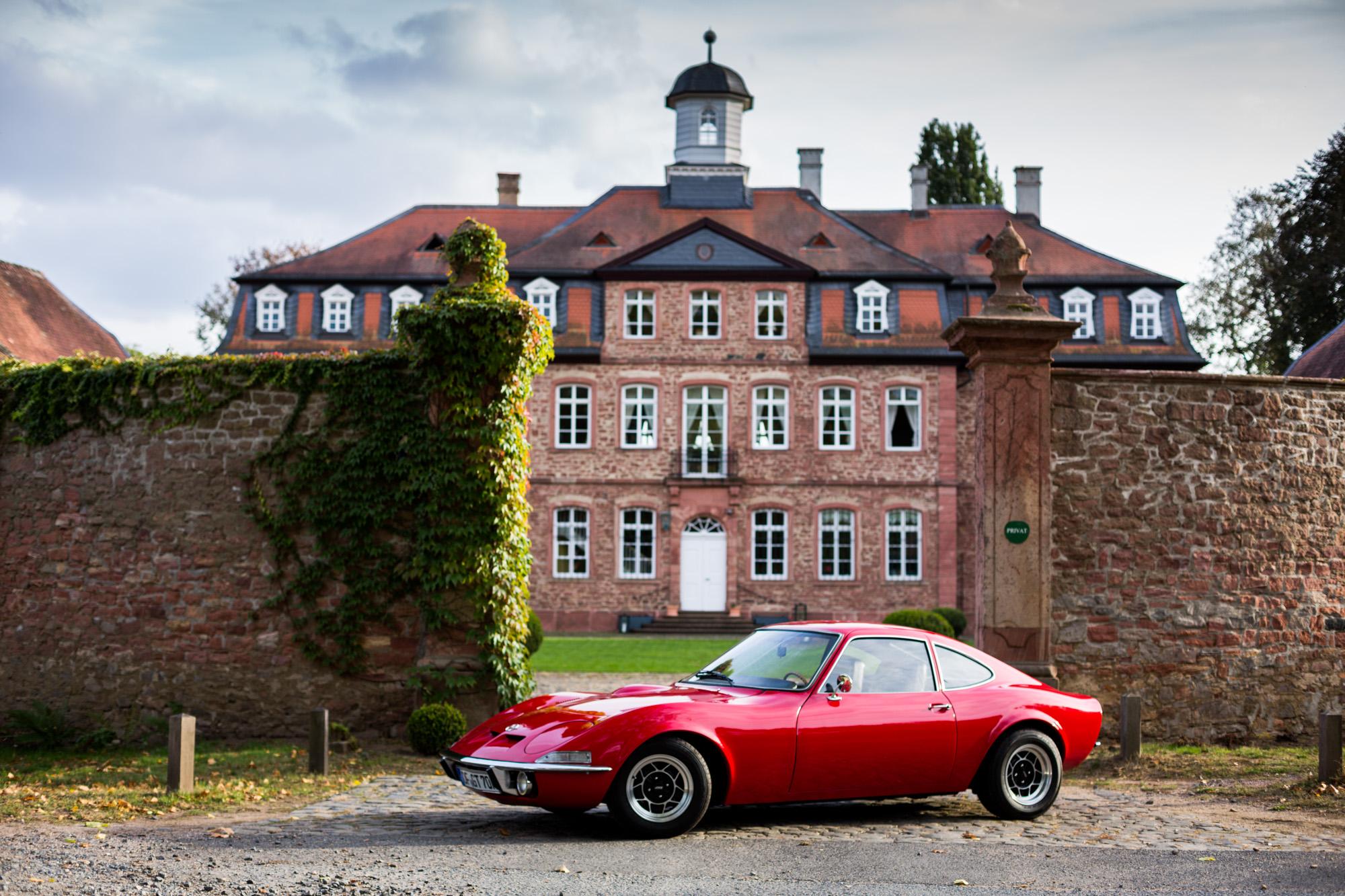 50 Jahre Opel GT 01