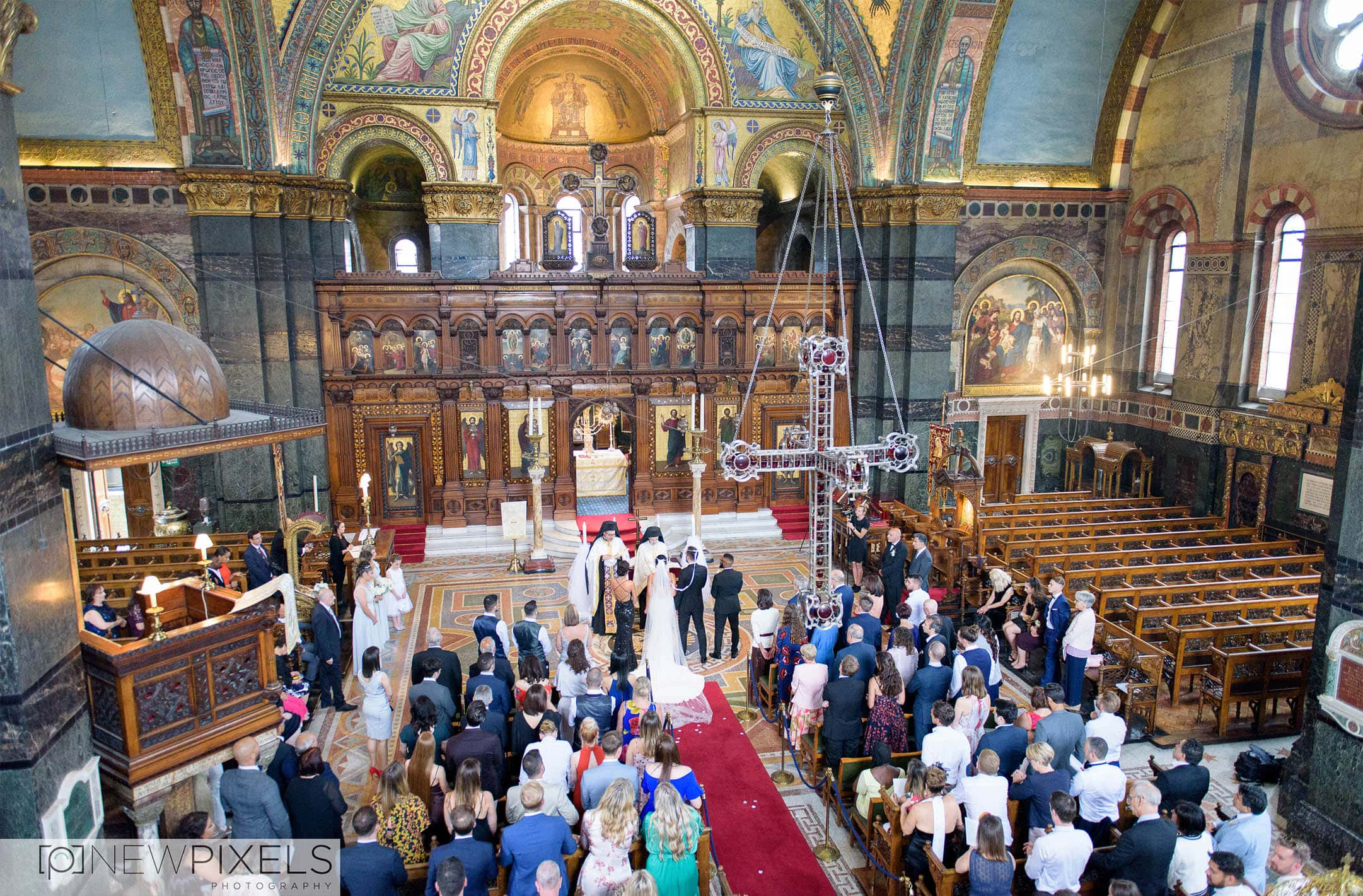 St Sophia Greek Orthodox Cathedral & The May Fair, London