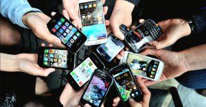 exposition aux ondes des portables