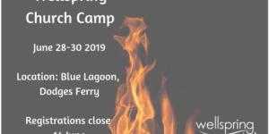 church camp 2019 website ad