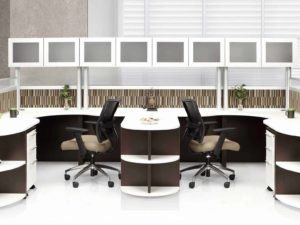 Office Cubicles + Workstations