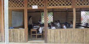 School students Andong