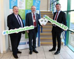 Local Enterprise Office Monaghan announces plans for 'Local Enterprise Week' March 4th-8th 2019