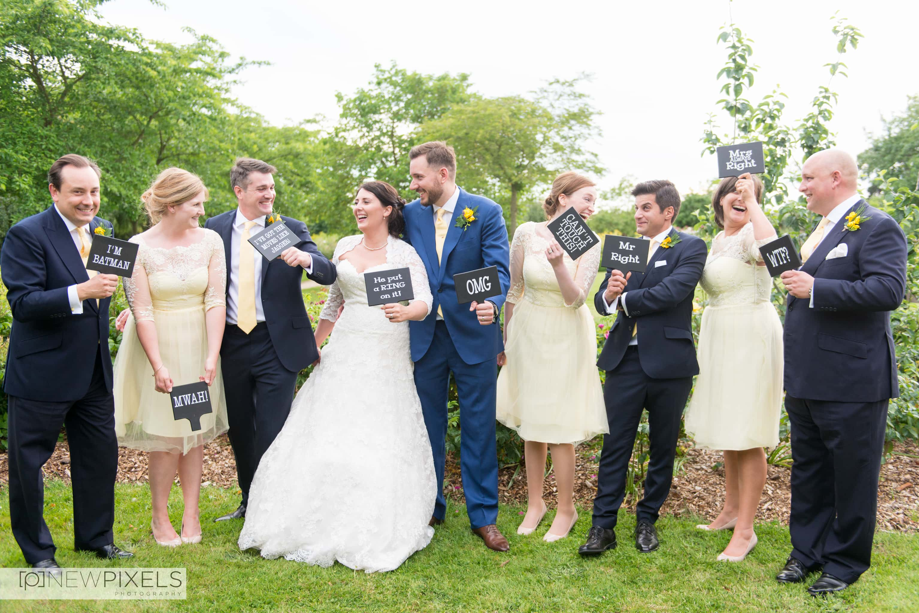 Forty Hall Wedding Photography- New Pixels-67