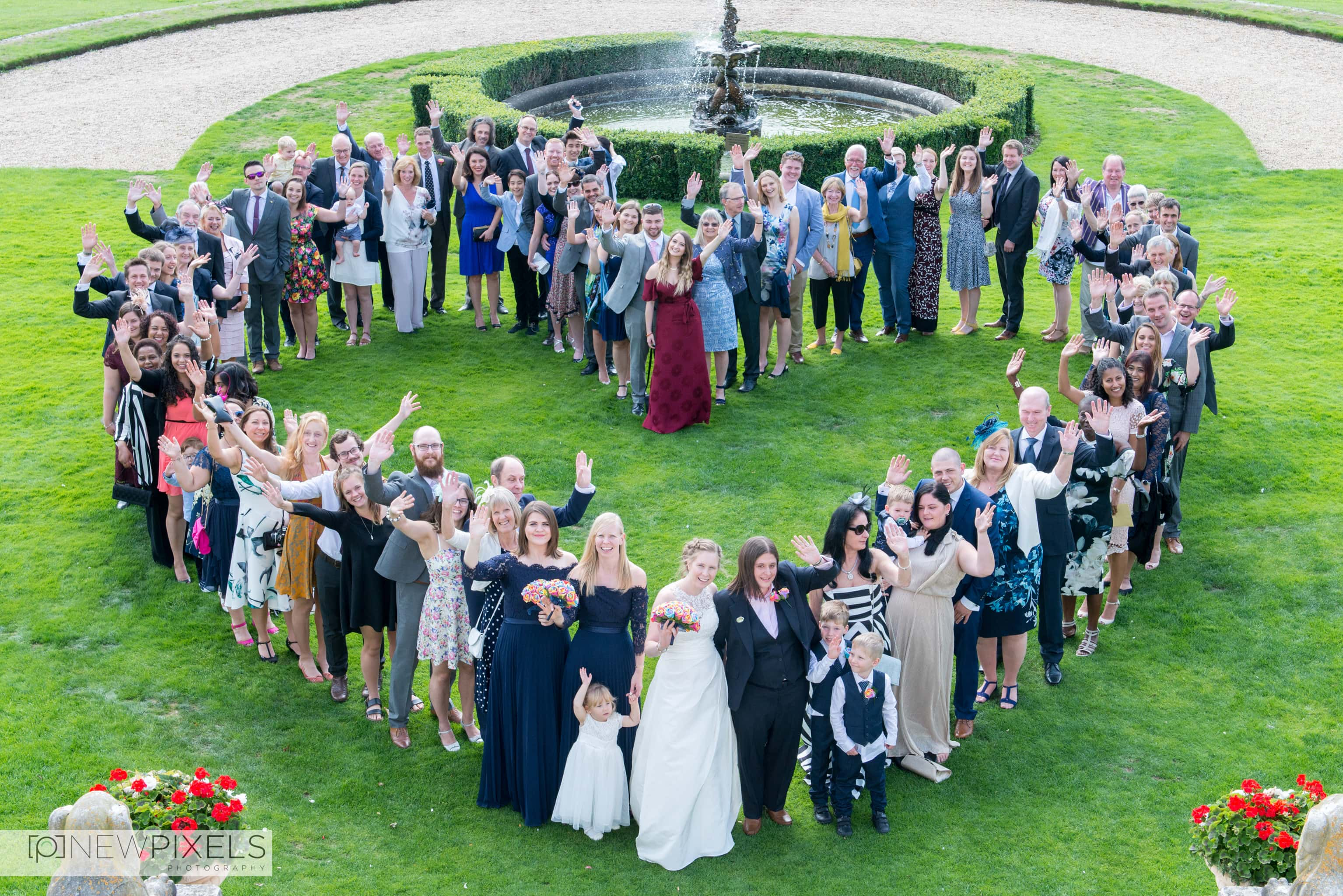 gosfield hall group shot