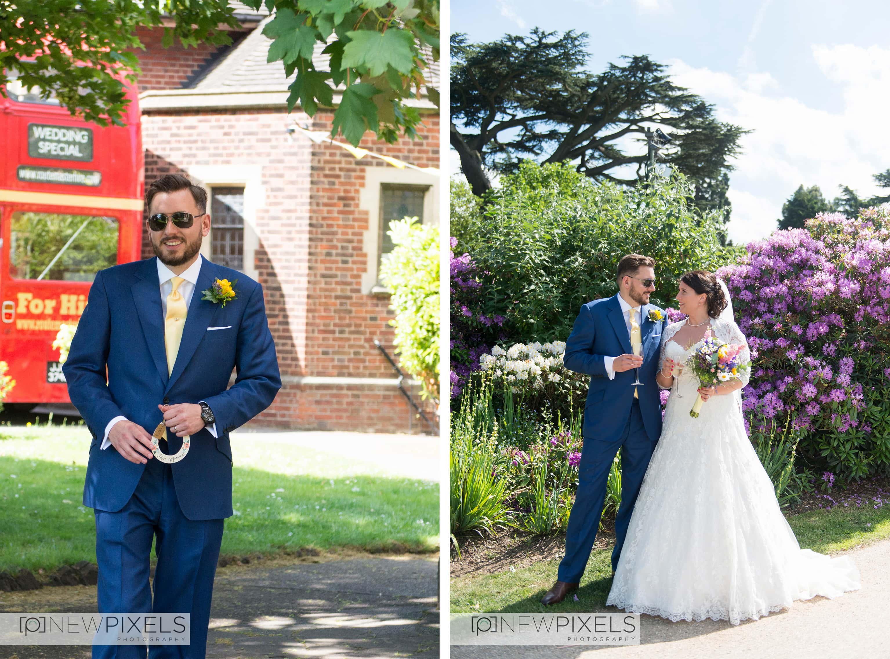 Forty Hall Wedding Photography- New Pixels-10
