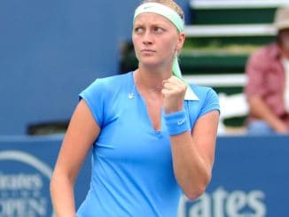 Petra Kvitova wants to play in front of fans