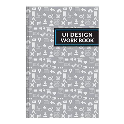 UI Design Workbook cover