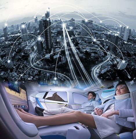 5G, 100 fois plus vite, à l'horizon 2020