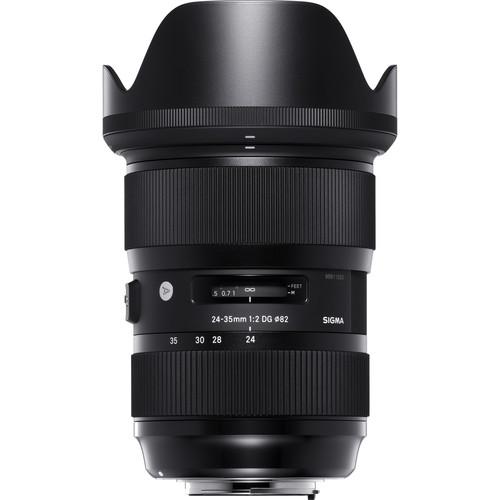 Sigma 24-35 mm f/2 DG HSM Art