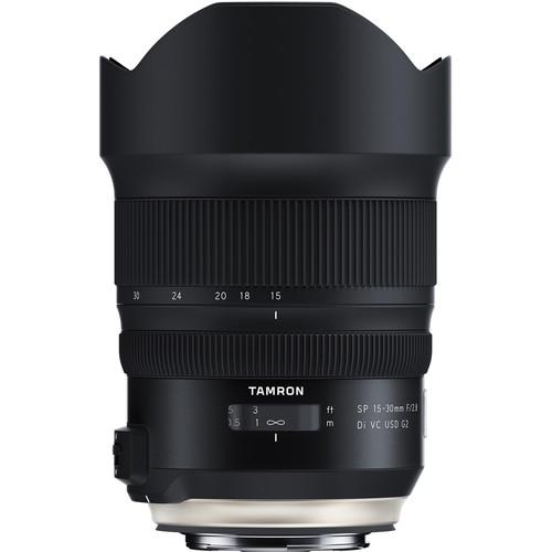 Tamron SP 15-30mm f/2.8 Di VC USD G2