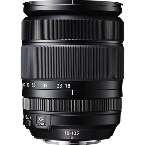 Les meilleurs objectifs pour le Fujifilm X-T4 - Fujifilm XF 18-135mm f/3.5-5.6 R LM OIS WR